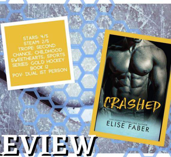 Crashed by Elise Faber