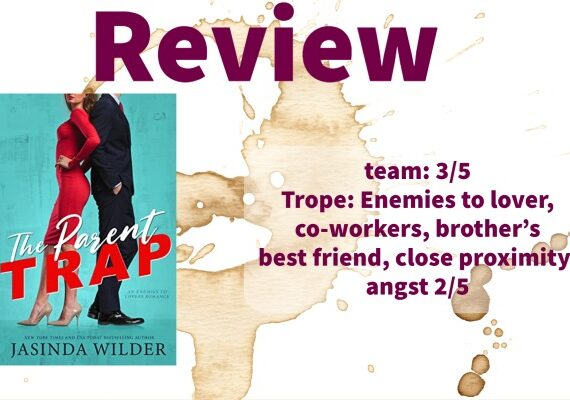 Review: The Parent Trap by Jasinda Wilder