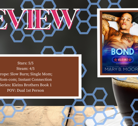 Bond by Mary B. Moore