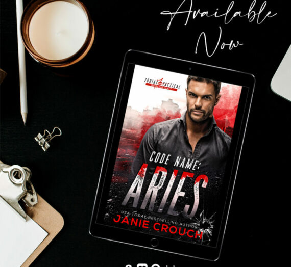Code Name: Aries | Janie Crouch
