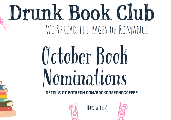 October Drunk Book Club Author and Nominations!