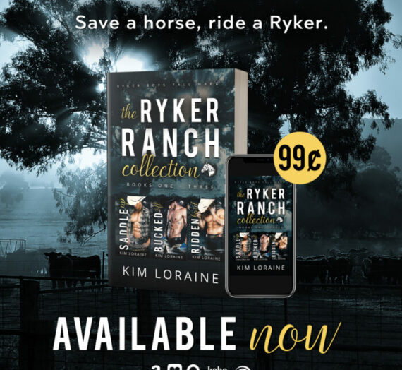 Ryker Ranch Collection #1 by Kim Loraine