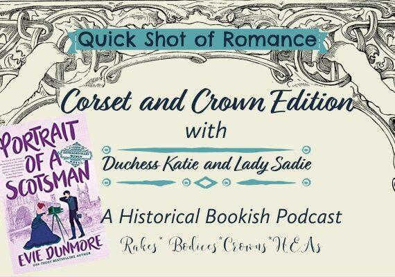 Quick Shot of Romance: Portrait of a Scotsman (A League of Extraordinary Women #3)