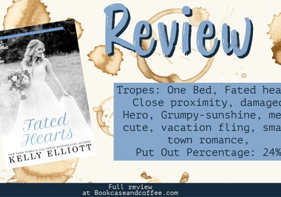 Review: Fated Hearts By Kelly Elliot