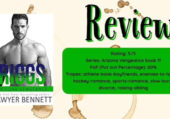 Review: Riggs by Sawyer Bennett