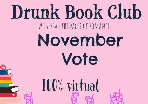 November Drunk Book Club Vote