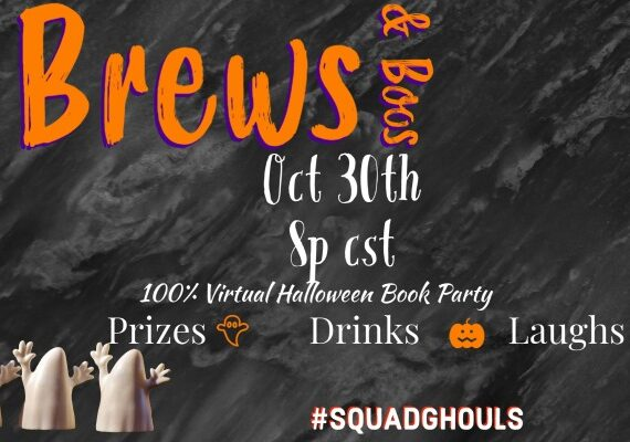 Books, Brews and Boos