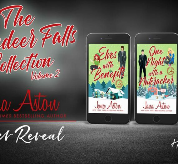 Cover Reveal for New Reindeer Falls Books