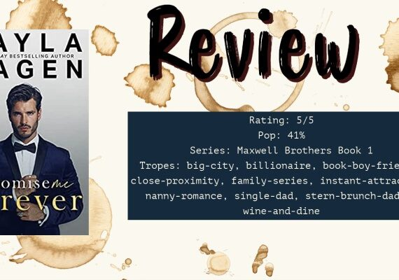 Review: Promise Me Forever by Layla Hagen